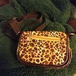 Small Cheetah Purse🐱